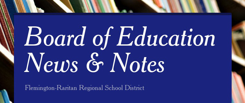 New Look: BOE News & Notes