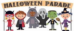 Halloween Parade - October 31st at 2:00pm