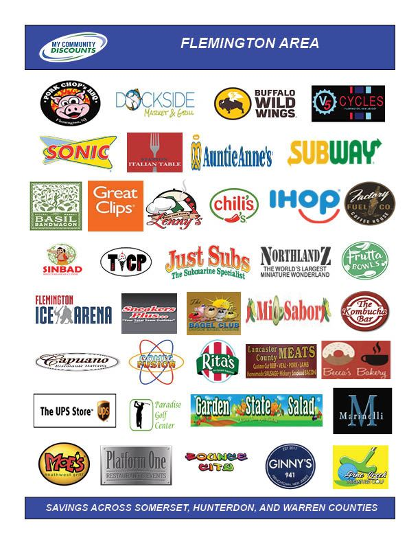 Robbie Community Discount Cards are available for purchase through your MTK account! Email roberthu