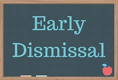 1:20  Early Dismissal on October 16th