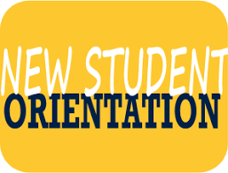 New Student Orientation - August 22, 2018