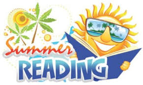 Summer Reading Newsletter from Ms. Reed