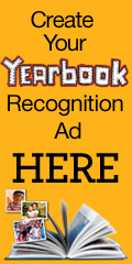 8th Grade Yearbook Recognition Ad Sales