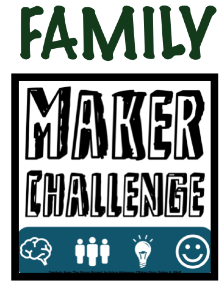 2nd Annual Family Maker Night Challenge at J.P. Case Middle School