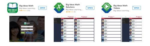 Big Ideas Apps