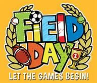 FIELD DAY THURSDAY, MAY 24TH
