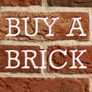 BUY A BRICK FOR THE 50TH ANNIVERSARY PATIO!