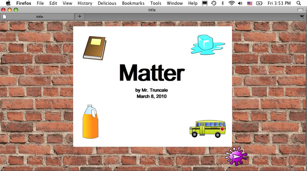 MatterTitle
