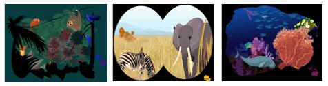 Endangered Animal Safari