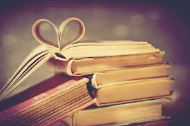 A love of a good book is like no other.